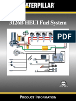 3126b Heui Fuel System- Full Motores Check