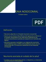 10. Neumonia Nosocomial