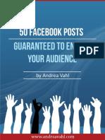 50-Facebook-Posts-Guaranteed.pdf