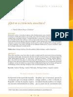 q08 Qué Es La Teología Analítica