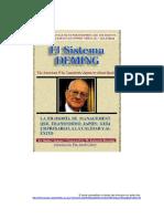 El Sistema Deming Introducción