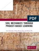 Soil Mechanics Through Project-Based Learning