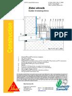 Sintetiƒke Membrane - Inverzni Krov - Zidni Slivnik