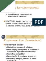 Procur Law Intern