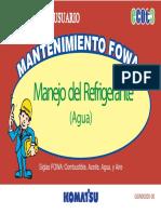 MANTENIMIENTO FOWA REFRIGERANTE