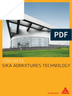 Admixture Systems Brochure 2016