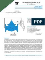 F110-14, F1110-14 Specification Sheet
