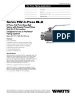 FBV-3-Press_ XL-C Specification Sheet