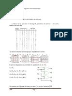 cod gray et multiplexeur 4x1