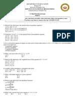 1st Mid-Periodical Exam