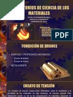 Laboratorios de Ciencia de Los Materiales