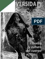 Danza y Cultura Del Cuerpo