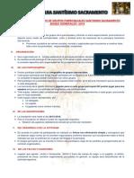 Bases de Juegos de Deportivos de Integración de Grupos Parroquiales 2019