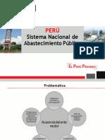 Sistema Nacional de Abastecimiento César Candela Castillo Convertido