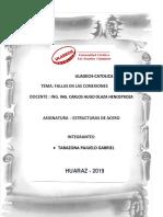 Investigacion- Estructuras de Acero - 19-07-2019