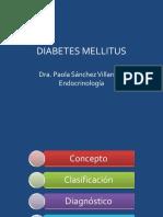 Diabetes Mellitus (1)