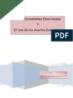 monografía aromaterapia