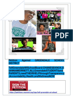 Petition Against Greendale School District Final Push 1