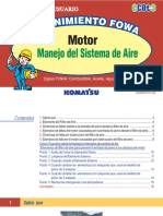 Mantenimiento Fowa - Aire