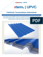 Manual Tecnico Coberterm Upvc Trapezoidal 6w 40-940