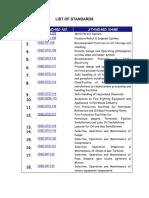 List of Standards.pdf