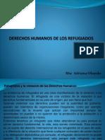 Derechos Humanos de Los Refugiados