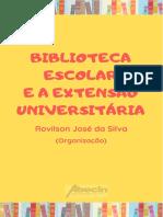 Biblioteca Escolar e a Extensão Universitária