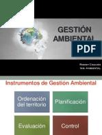 Gestión Ambiental, Organizaciones - Marco Legal