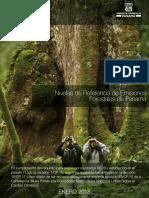 2018_niveles de Referencia Bosques_panama