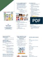 1 Leaflet DM