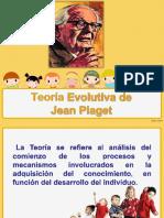 TEORIA EVOLUTIVA DE JEAN PIAGET