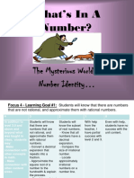 The Real Number System.ppt
