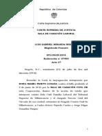 Jurisprudencia Divisorio II. STL10539-2016