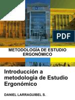 Intro Metodología de Estudio Ergonómico
