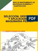 Seleccion de Equipos Linea Amarilla