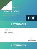 Advantages n Disadvantages Resources