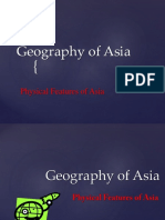 geography in asia