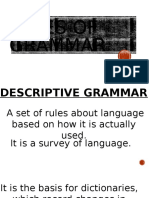 Types of Grammar 2
