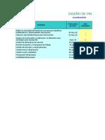 Plantilla Diagrama de Gantt2