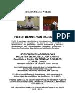 CV Van Dalen