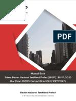 Manual Book PengajuanSertifikat Kompetensi_BNSP2018