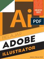 Belajar Adobe Illustrator Untuk Pemula