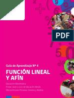 Guía-N°-4-Matemática-Función-lineal-y-afín
