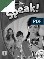 Everyone Speak! 1 Teacher's Guide