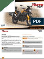 Manual corven RX3