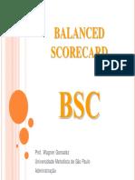 Estratégia - BSC