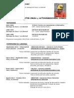 CV - Carmix - Edin Mariño