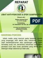 Obat Antipsikosis dan Efek Sampingnya