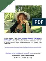 Entrevista - Elisabetta Errani Emaldi Desde Su Mundo Interior