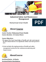 industrial safety lec 1